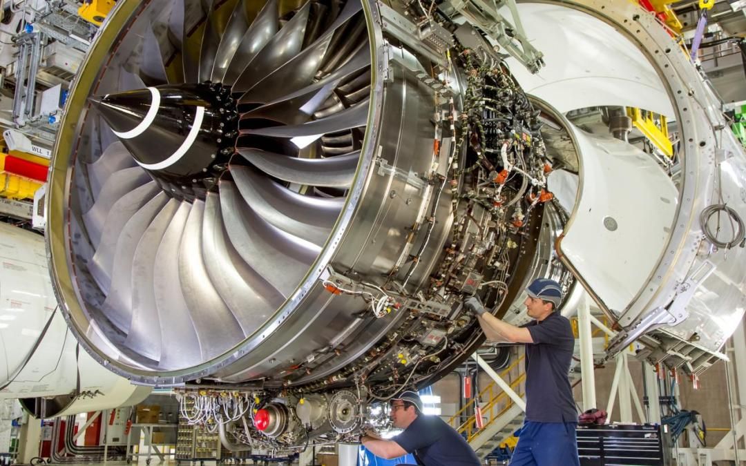Rolls-Royce Trent XWB-97 Certified