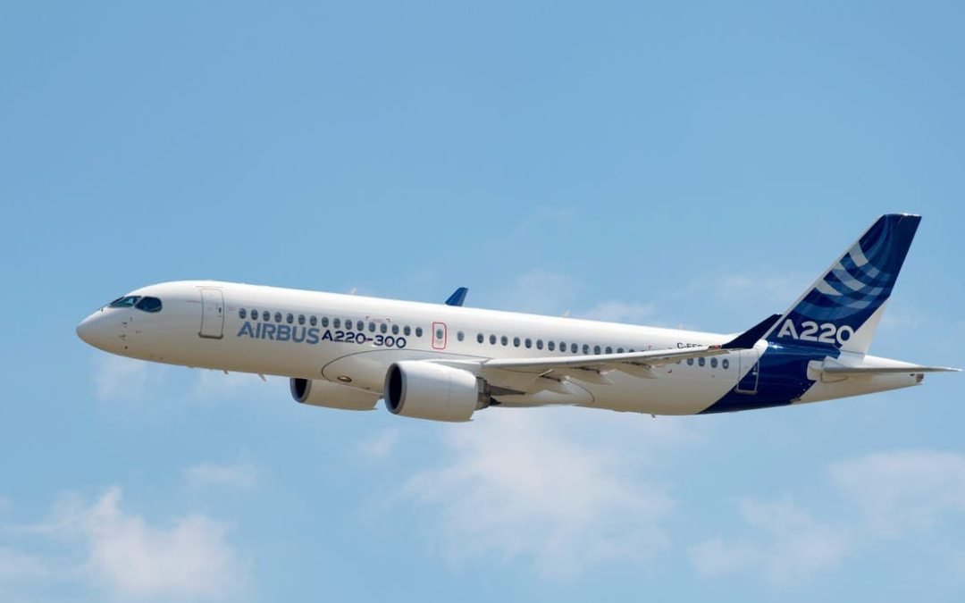 Airbus welcomes A220 series to the family