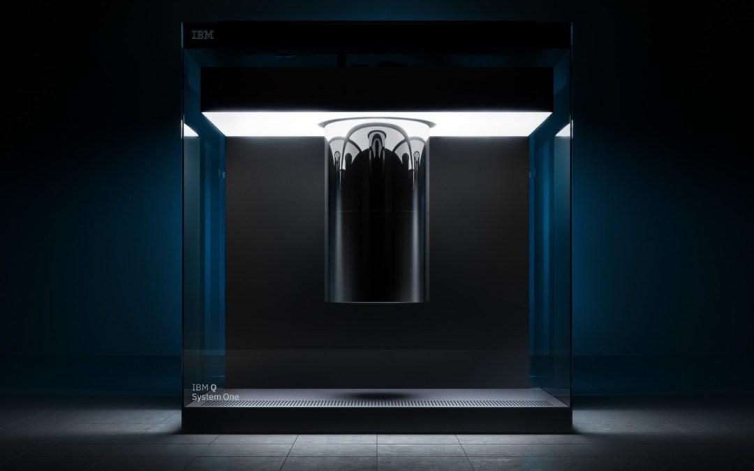 IBM unveils 1st commercial quantum computer