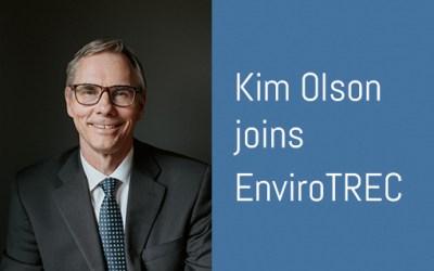 EnviroTREC has a new Executive Director