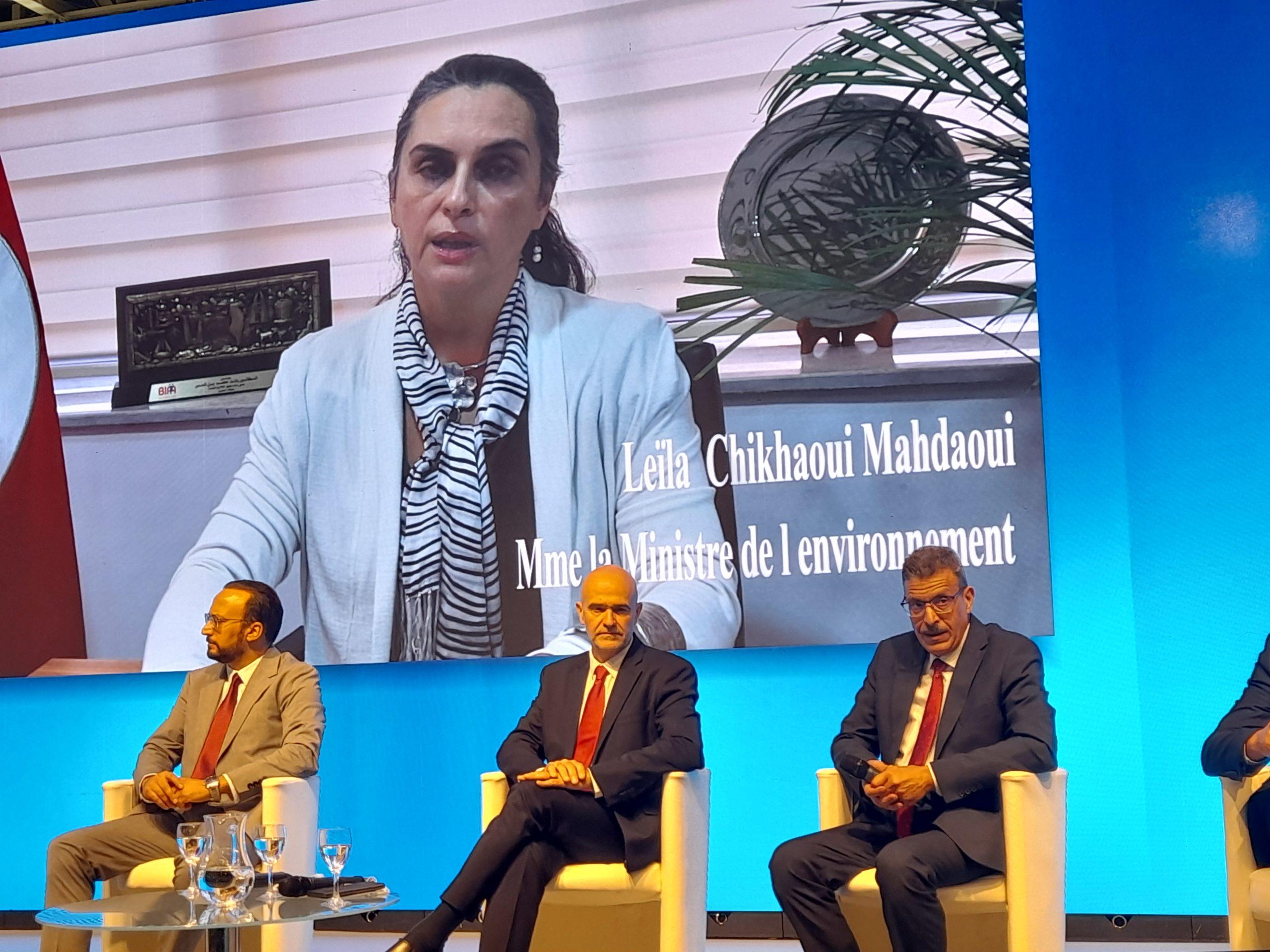 Leila Chikhaoui Mahdaoui