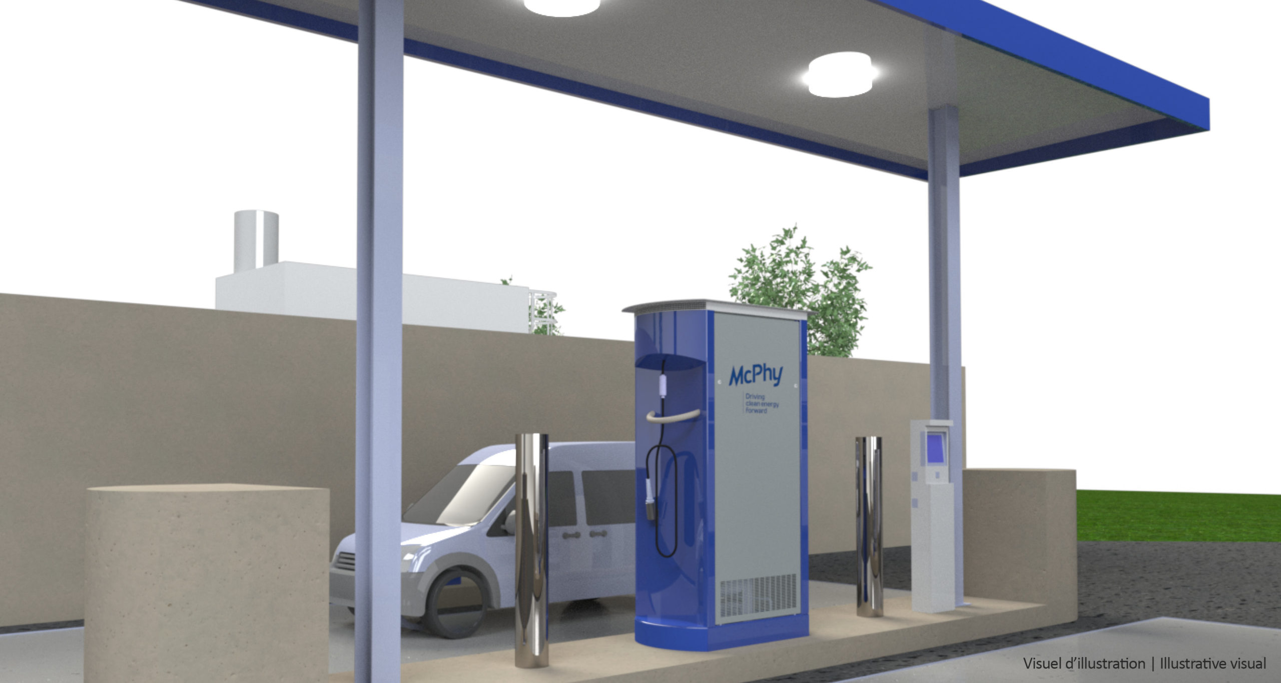 McPhy équipera l'aéroport Toulouse-Blagnac d'une chaîne complète d'hydrogène vert