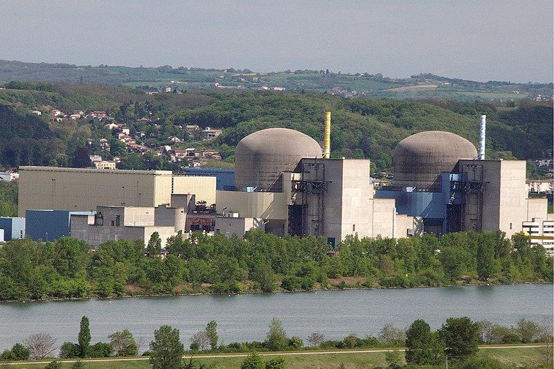 Centrale nucléaire de Saint-Alban : 17 490GWh produits en 2020