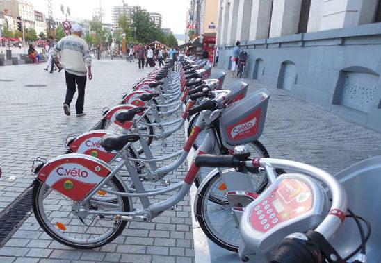 Une seconde vie pour les vélos en libre-service de Clermont-Ferrand