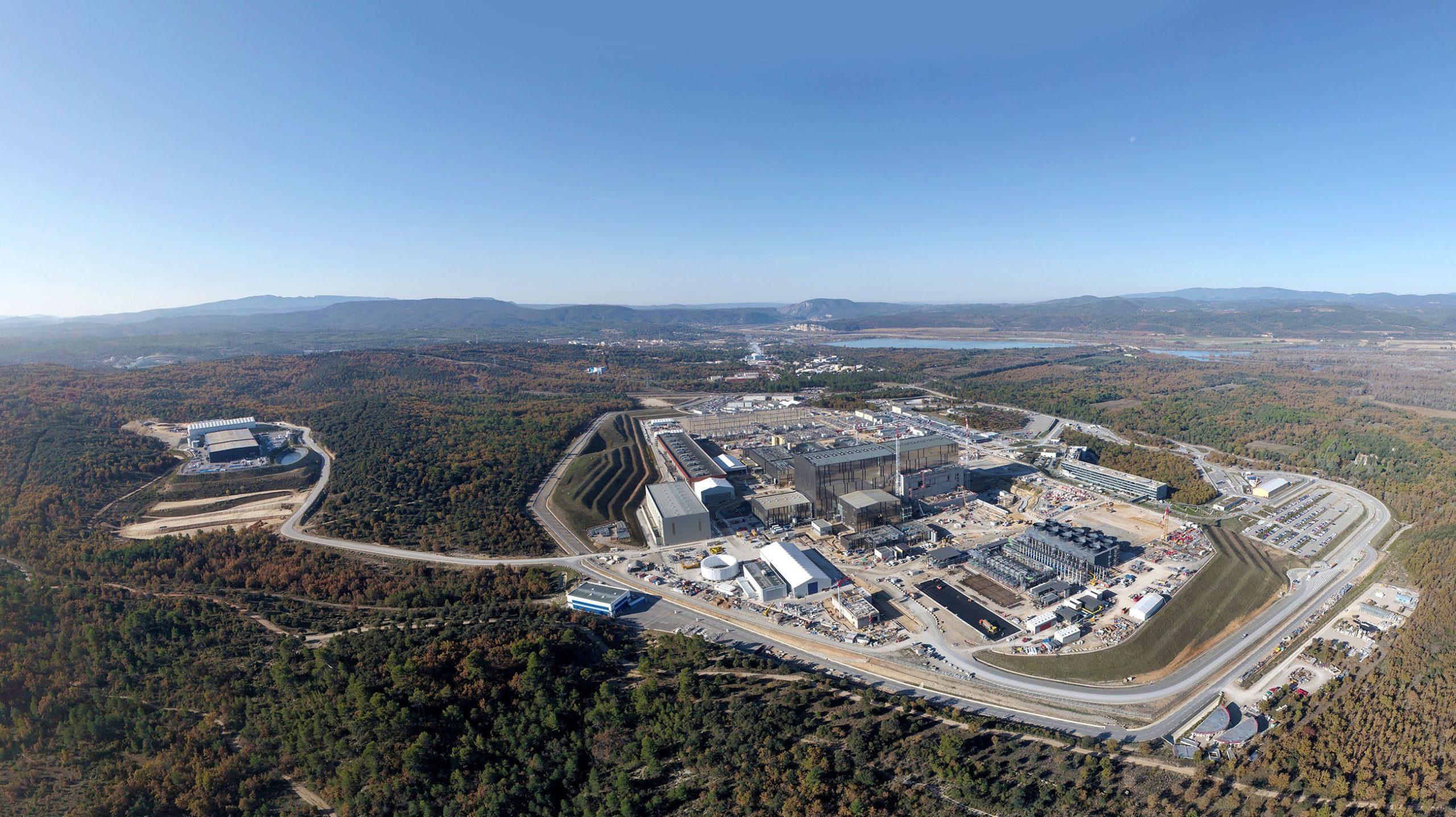 Fusion nucléaire : Iter maintient son objectif de premier plasma en 2025
