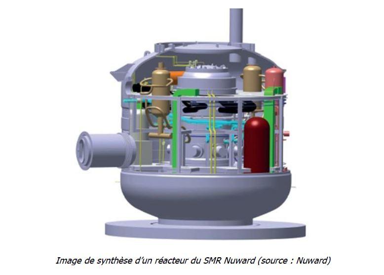 Les petits réacteurs modulaires, solution du nucléaire de demain