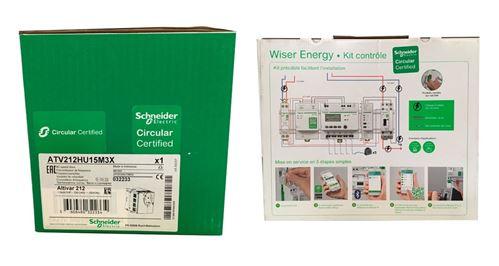 Schneider Electric crée un label de produits issus de l'économie circulaire