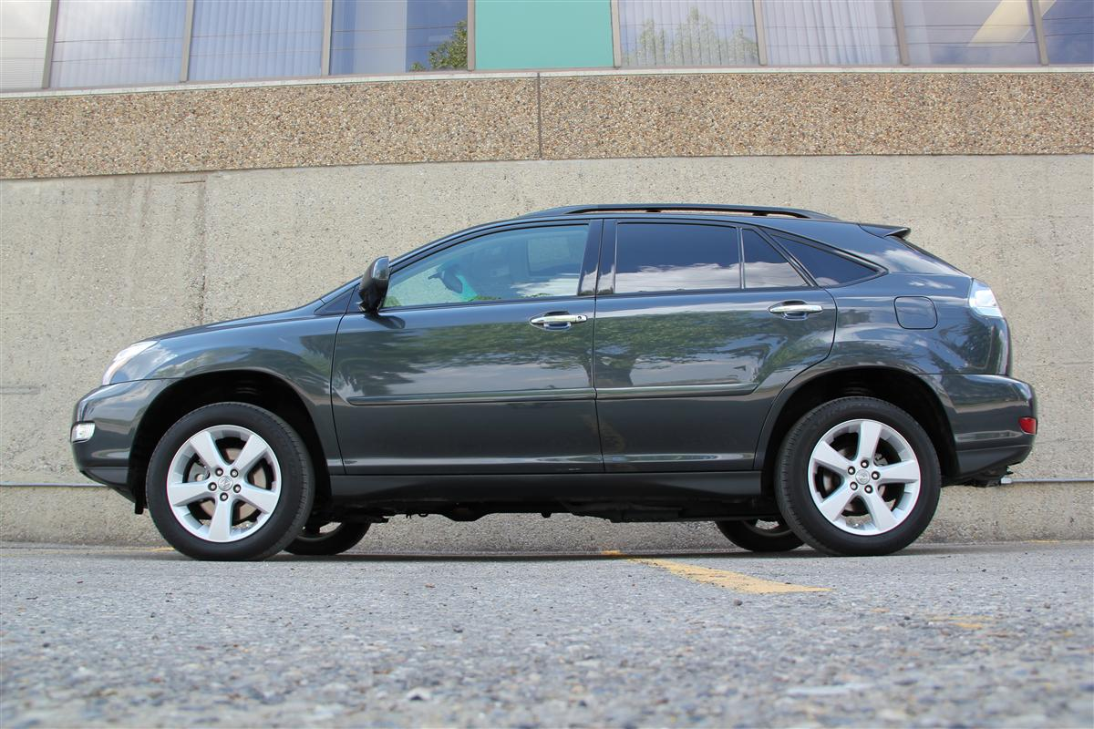 2008 lexus rx 350 manual