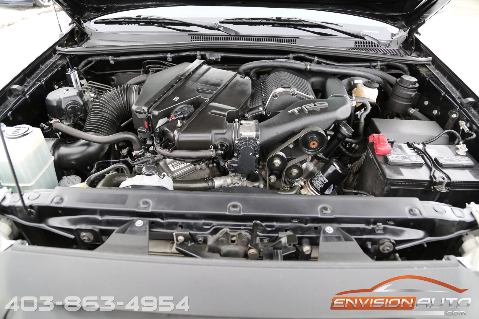 2013 Toyota Tacoma Trd Sport Supercharged Double Cab Long