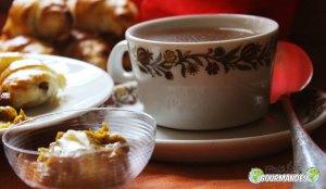 Delicias de Candice (Croissant de mañana o tarde y su compota express)