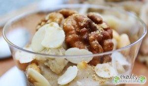 Crème de sorgho au gingembre