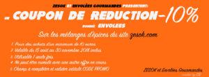 COUPON DE REDUCTION EG