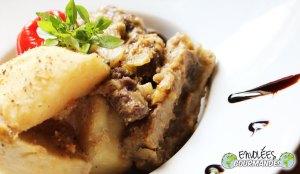 Ragoût de chèvre au macabo et épices ZESOK pour viande
