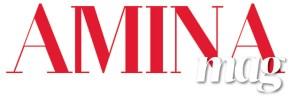 Amina mag - Logo