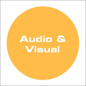 Audio and Visual