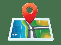 Navigation Colour Icon
