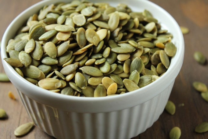 pumpkin seeds, fight wrinkles
