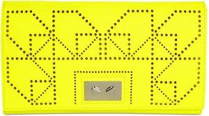 neon clutch enza essentials beauty style hacks