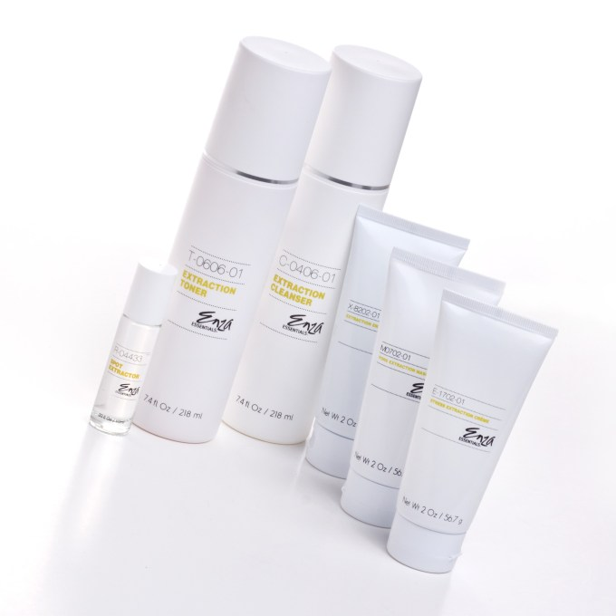 extraction system shine-free enza essentials beautiful bblogger beauty blogger