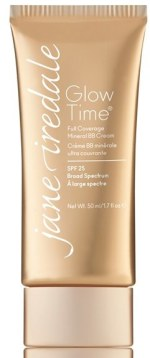 jane-iredale-glow-time-full-coverage-mineral-bb-cream, trash your makeup stash, fall, enza essentials, beauty, skin