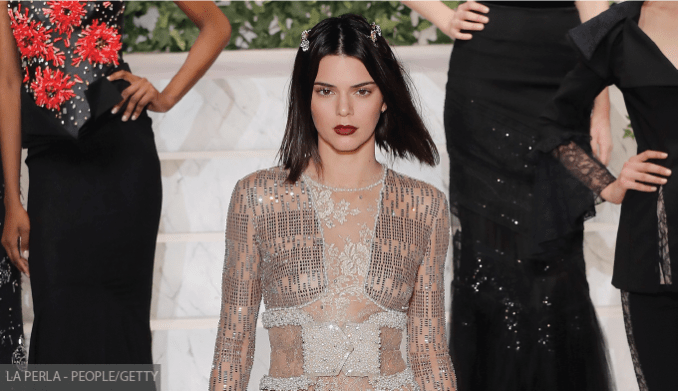 6 BEAUTY TRENDS TO STEAL FROM NYFW, skin, skincare, beauty, nyfw, new york fashion week, fashion, fblogger, bblogger, la perla, kendall jenner
