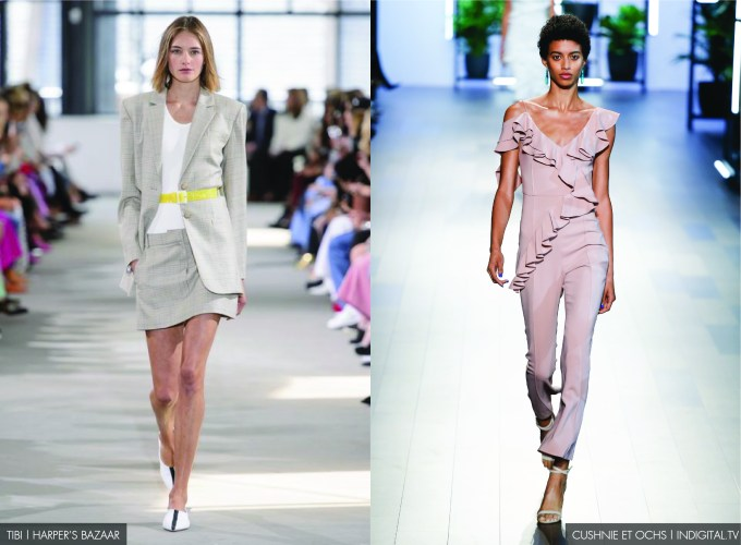 NYFW ROUNDUP, cushnie et ochs, brock collection, tibi, tom ford, ulla johnson, zimmermann, new york, new york fashion week, spring, summer, 2018, fashion, trends, style, beauty, skin, skincare, enza, enza essentials, enza beautiful, blog, blogger, beauty blog, beauty blogger