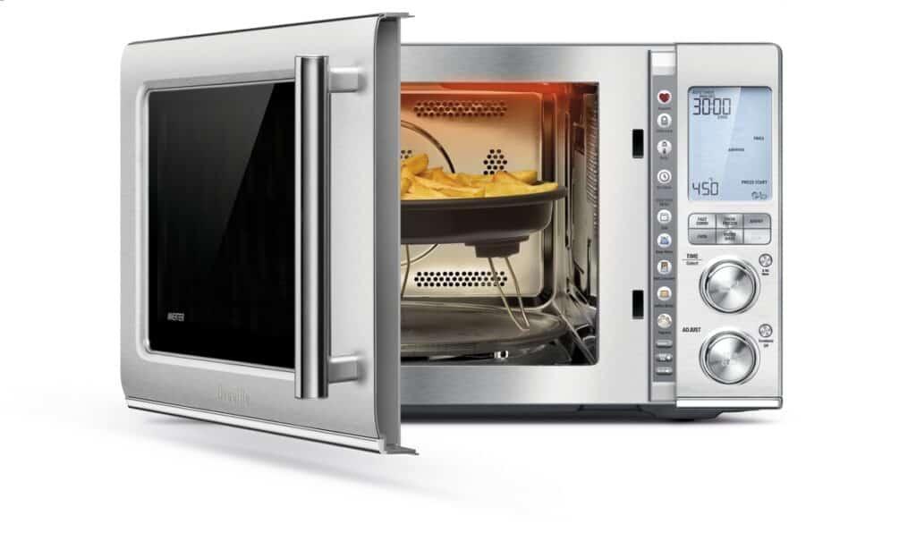 breville combi 3 in 1 microwave