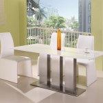 Design Contemporary Ideas Marble Dining Table