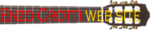 Logo Enzo Crotti - Italian Guitarist and Composer
