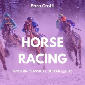 horse racing cover