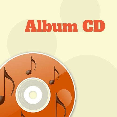 CD Album Icon