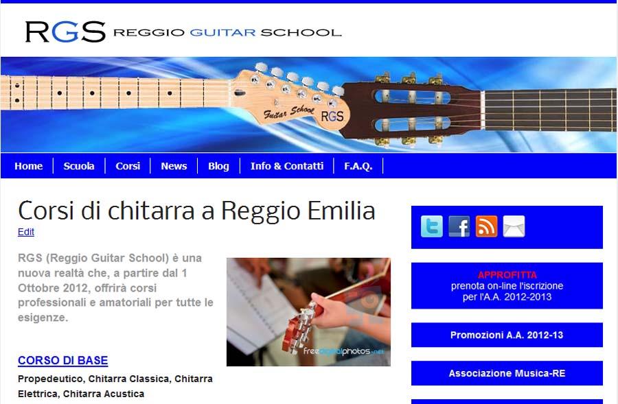 RGS (Reggio Guitar School)