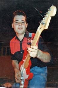 chitarrista rock-a-billy