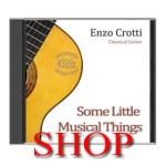nuovo cd chitarra classica negozio