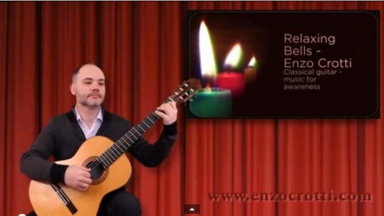 "Nuovo video: ""Relaxing Bell"""