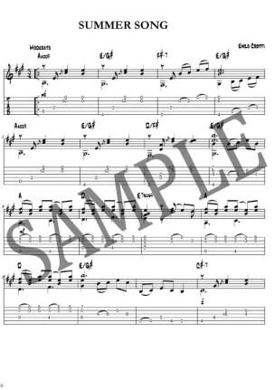 sample enzo crotti guitar tab 1