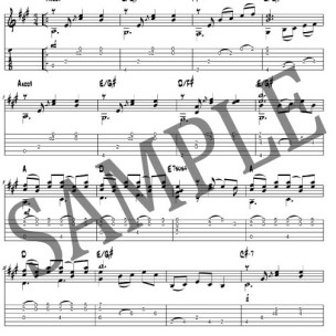 sample enzo crotti guitar tab 1