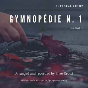 Cover Gymnopedie enzo crotti