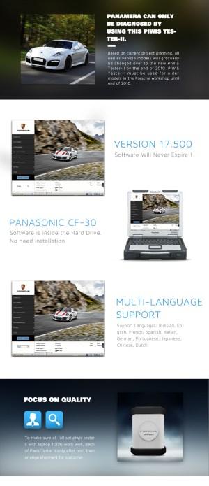 Porsche PIWIS 2 Tester User Manual