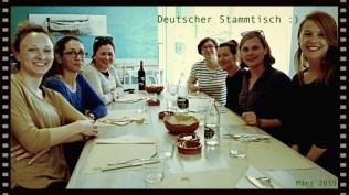 deutscher Stammtisch