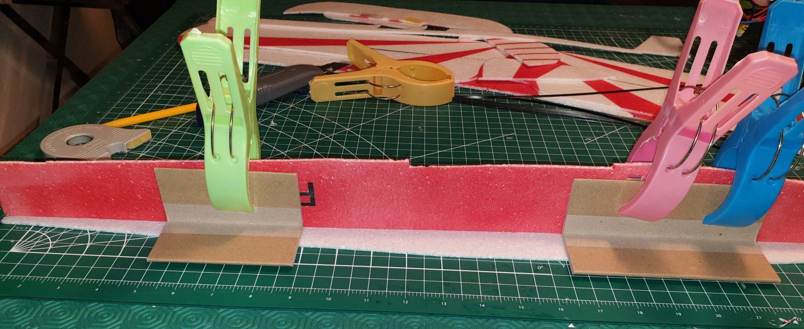 Start of epp SV4 assembly