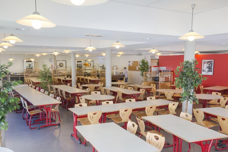 Restaurant d'entreprise Éole, restaurant solidaire à Tarnos