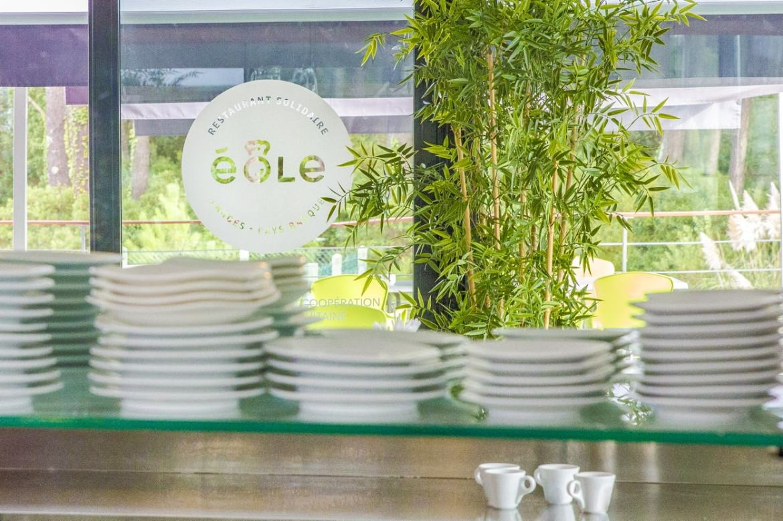 Restaurant solidaire inter entreprise Eole