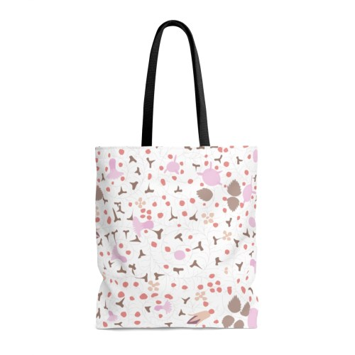 Sac Enluminure Rose - EOLE PARIS