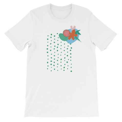 T-SHIRT | GUAVA | COLLECTION TROPICÁLIA | ÉOLE PARIS