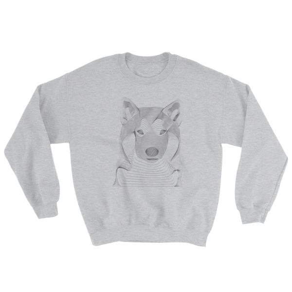 SWEATSHIRT | DOG | RÉSONANCE