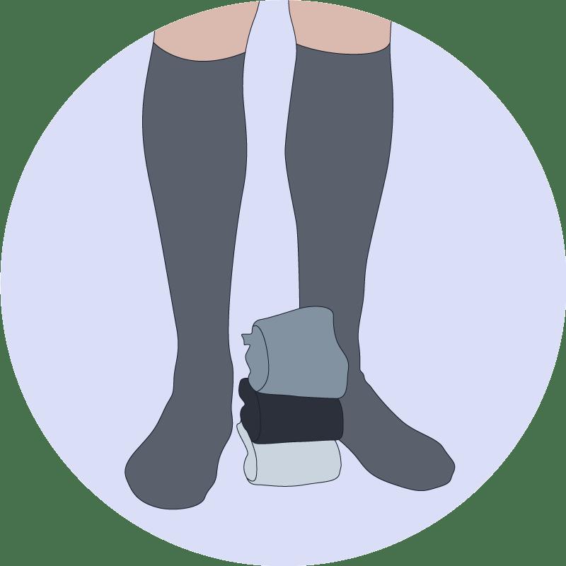 Les marques de chaussettes - EOLE PARIS