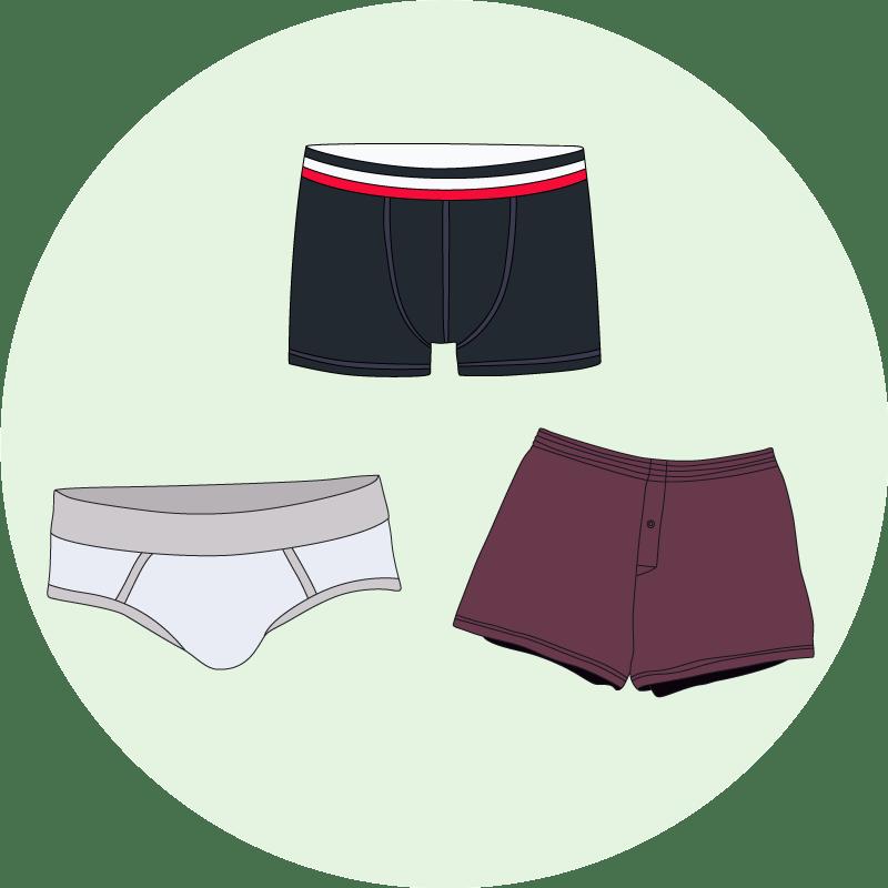 Les modèles de sous vêtements - EOLE PARIS