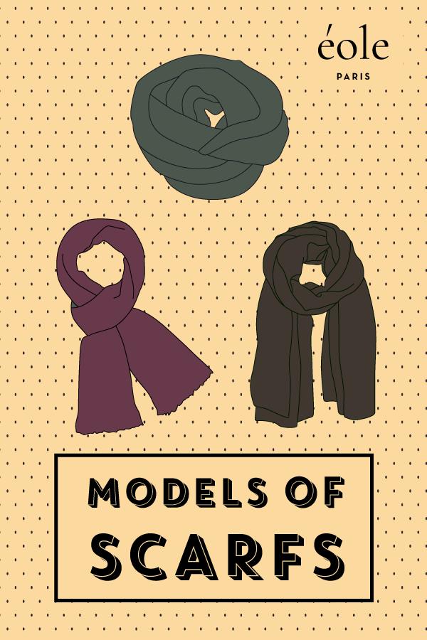 Models of scarfs - EOLE PARIS