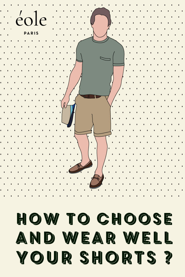 How to choose and wear well your shorts ? EOLE PARIS